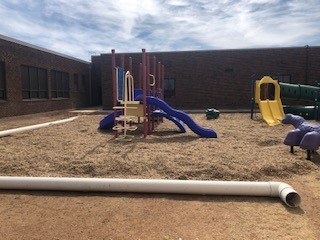 Pre-K and Kindergarten Playground